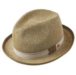 Mayser Cottonmix Fedora Klemens Beige 58 -