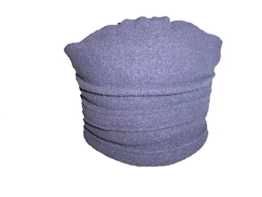 Mayser Damen Mütze 1278451-9014 lila -