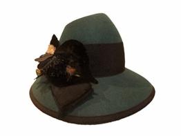 Mayser Damen Trachtenhut Wollfilz 12161-0544 malachit -