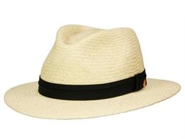 Mayser Gero Panamahut Traveller Hut aus Stroh - natur 55 -