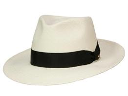 Mayser Monaco Panamahut Bogart Hut aus Stroh - natur 57 -