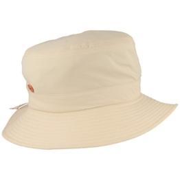 Mayser Outdoor Fischer-Hut | Bucket-Hat | Sonnen-Hut – UV Schutz 60, Wasserabweisend, Windabweisend, Waschbar, Ultra Leicht - Natur- M -
