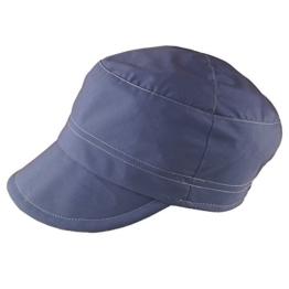 Mayser Outdoorcap Schirmmütze Irmi Blau M/57-58 -