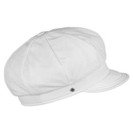Mayser Sinja Sun Protect Schildmütze Balloncap Schirmmütze (60 cm - weiß) -