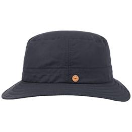 Mayser UV-Schutz Sonnenhut Bucket Hat Fischerhut Stoffhut Hut Sommerhut Sonnenhut Hut (60 cm - dunkelblau) -