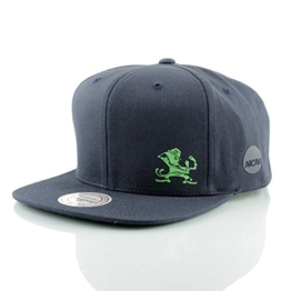 Mitchell & Ness Absolut Notre Dame Snapback Cap (one size, navy) -