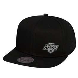 Mitchell & Ness Herren Caps / Snapback Cap Absolut NBA Los Angeles Kings schwarz Verstellbar -