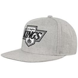 Mitchell & Ness Herren Caps / Snapback Cap NHL Team grau Verstellbar -