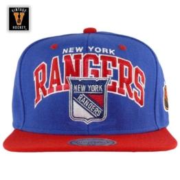 Mitchell & Ness NHL NY Rangers MTC 2T Cap -