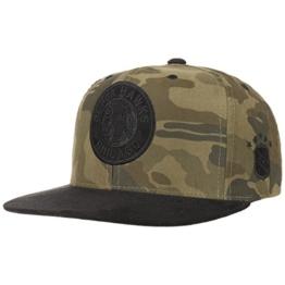 Mitchell & Ness Snapback Cap Woodland Camo Blackhawks camo/blk -