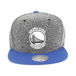 Mitchell & Ness Static 2 Tone Golden State Warriros Snapback -