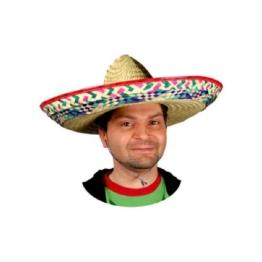 Mueller 760 725.00 - Mexikanerhut für Erwachsene -