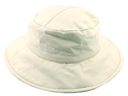 MYTEM-GEAR breitkrempiger Damen Buschhut Mütze Hut Outdoor Sonnenhut Strandhut (beige) -