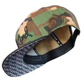 Nebelkind Camouflage Snapback Cap Army Style onesize unisex -