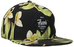 Neff Filthy Cap schwarz Einheitsgröße schwarz -