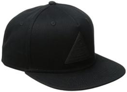Neff Herren Baseball Cap Gr. Einheitsgröße, schwarz / schwarz -