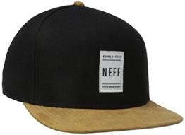 Neff Standard Cap grau Einheitsgröße schwarz -