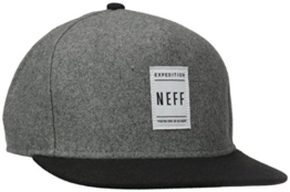 Neff Standard Cap grau Einheitsgröße grau -