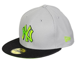 New Era 5950 Diamond Denim NY Yankees Baseball Cap (Size 7+3/8 / 58.7cm) -