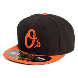 New Era 59FIFTY Baltimore Orioles Baseball Cap - On Field MLB - Alternate - 7 -