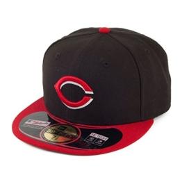 New Era 59FIFTY Cincinnati Reds Baseball Cap - On Field - Alt - 7 3/8 -