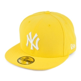 New Era 59FIFTY New York Yankees Baseball Cap - MLB - Gelb - 7 -