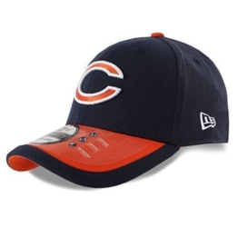 New Era Cap 39thirty NFL On Field Cap Chicago Bears #2223 - S/M - -