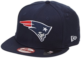 New Era Cap Logo Prime New England Patriots, Official Team Colour, S/M, 80214379 -