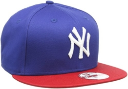New Era Cap MLB New York Yankees, Royal, S/M, 10879531 -