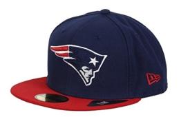 New Era Cap Top NFL 59Fifty, Blau (Official Team Colour), 7, 80209680 -