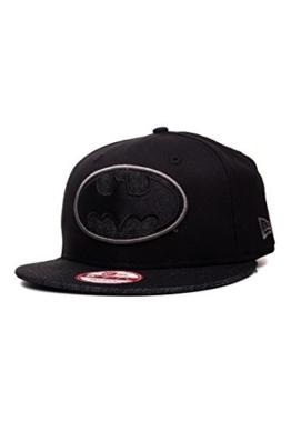 New Era Denim Hero Batman Blk - Schirmmütze Linie Batman für Herren, Farbe Schwarz, Größe S-M -