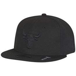 New Era Diamond Era Contras 9Fifty Snapback Cap CHICAGO BULLS Schwarz, Size:M/L -