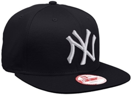 New Era Erwachsene Baseball Cap Mütze MLB 9 Fifty NY Yankees Snapback, Team, M/L, 10531953 -