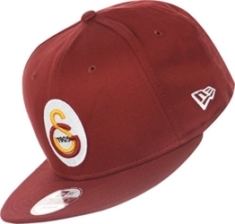 New Era Euroleague 950 Snapback - GALATASARAY ISTANBUL - Red, Size:S/M -