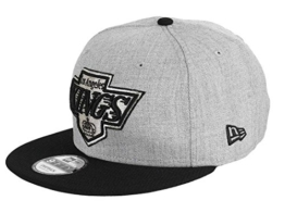 New Era Herren Caps / Snapback Cap Team Heather Mesh LA Kings VC grau M/L -