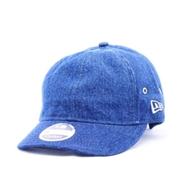 New Era Kappe – 9Fifty LP Washed Denim blau Größe: S/M -