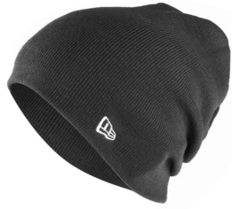New Era Orig Longbeanie NEW ERA Schwarz, Size:ONE SIZE -