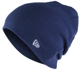 New Era Orig Longbeanie NEW ERA Dunkelblau, Size:ONE SIZE -