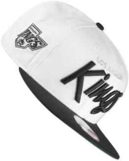 New Era Script LA Kings Snapback Cap M/L team -