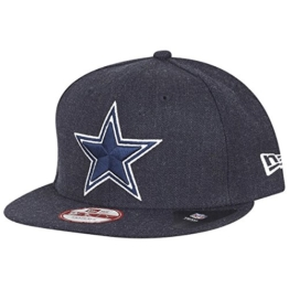New Era Snapback Cap - NFL Dallas Cowboys heather navy - M/L -