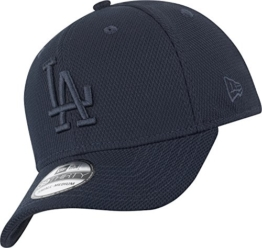 New Era Stretch Diamond 39Thirty Cap LA DODGERS Dunkelblau, Size:S/M -
