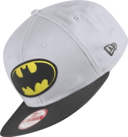 New Era Team Hero Snap Batman Cap grey/black -
