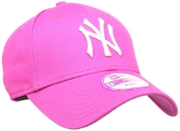 New Era Unisex Cap 940 Women Fashion Essentional, Pink/White, One size, 11157578 -