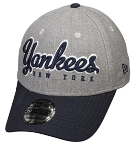 "New York Yankees 39thirty Cap ""Team Melton"" von New Era 