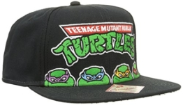 Ninja Turtles - Pet (Zwart) -
