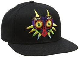 Nintendo - Zelda Majora's Mask - Pet - Snapback -
