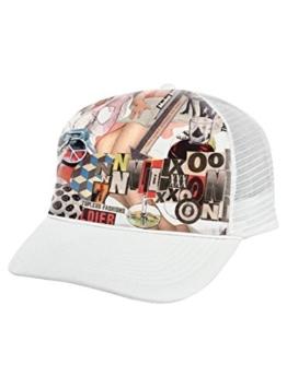 Nixon Alaska Trucker Hat Cap weiß Kappe -