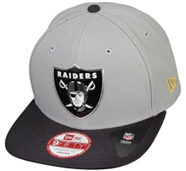 "Oakland Raiders Snapback Cap "" Gold Collection"" von New Era 