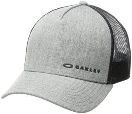 Oakley Cap CHALTEN, Grigio Scuro, One Size, 911608-23Q -