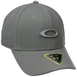 Oakley Herren Tincan Cap, Grigio Scuro, L/XL, 911545-23Q -
